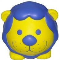 Lion logoté