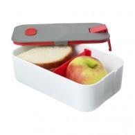 Lunch box personnalisable compartimentée