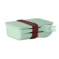 Lunch box en fibre de bambou