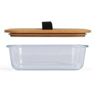 Lunchbox en verre 60cl