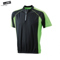 Maillots cycliste avec marquage