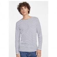 T-shirt marinière ml marine