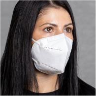 Masque ffp2 normé ce - en stock