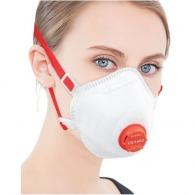 Masque ffp3 à valve - import