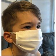 Masque réutilisable enfant