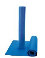 Matelas de sport / yoga PVC 173 x 61,5 x 0,4 cm 61,5 cm (enroulé) x 9,5 cm
