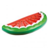 Matelas gonflable logoté pastèque