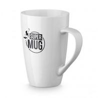 Maxi mug blanc 60cl