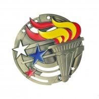 Médaille personnalisée économique 50mm