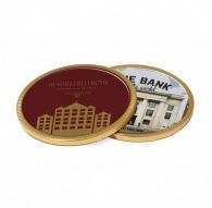 Médaille en chocolat - 125 mm