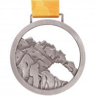 Médaille logotée premium 70mm