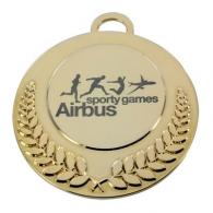 Médaille logotée