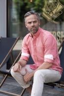 Chemises hommes avec marquage