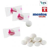 Bonbons Mentos avec marquage