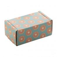 Mini boîte personnalisée d'envoi en carton 11x5x4cm