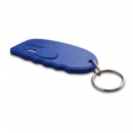 Porte-clés avec cutter customisé