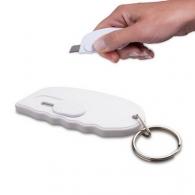 Mini cutter avec anneau brisé (porte-clés)