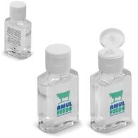 Mini flacon 30ml de gel pour les mains