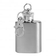 Mini flasque personnalisable métal