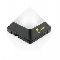 Mini lampe logotée triangulaire