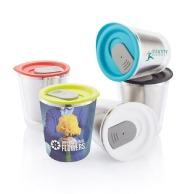 Mini mug isolant de 20 cl pour les voyages