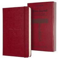Guide des vins personnel - Carnet Moleskine personnalisé Wine Journal