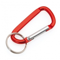 Porte-clés mousquetons personnalisé