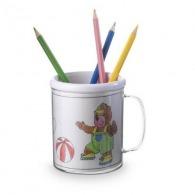 Mug à colorier
