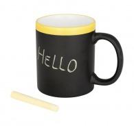 Mugs ardoise avec marquage