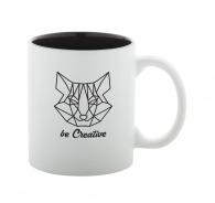 Mugs en céramique avec marquage