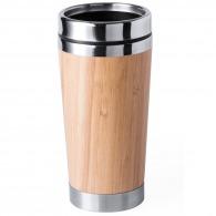 Mug de voyage en bambou 40cl