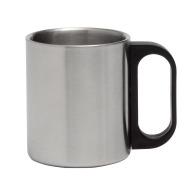 Mug double paroi métal