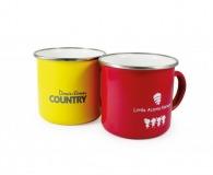 Tasses et mugs émaillés personnalisé