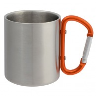 Mug en inox Hiking 20cl