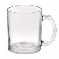 Mug en verre quadri 300ml