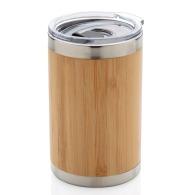 Mug isolant bambou