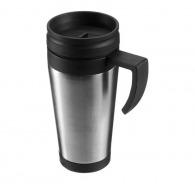 Mug isotheme 40 cl en métal et plastique