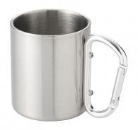 Mug isotherme avec mousqueton
