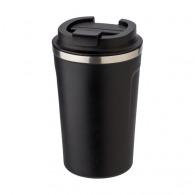 Mug isotherme publicitaire en acier inoxydable