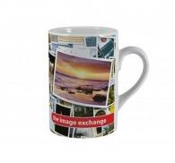 Mug long 23 cl en céramique avec impression photo en sublimation