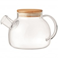 Glass teapot 85cl