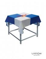 Nappe personnalisable 150x150cm