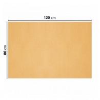 Nappe personnalisée en papier coloré 80x120cm