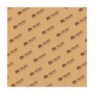 Nappe publicitaire en papier recyclé 100x100cm