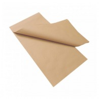 Nappe logotée en papier recyclé 80x80cm