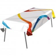 Nappe personnalisable quadri 150x200cm