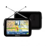 Navigateurs GPS avec logo