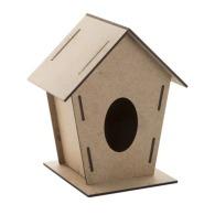 Maisons et nichoirs pour oiseaux avec personnalisation