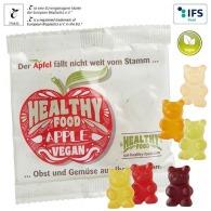 Bonbons oursons ou nounours gélifiés personnalisable