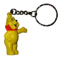 Porte-clés anti-stress en mousse avec marquage